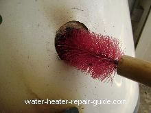 Cleaning Hot Water Heater