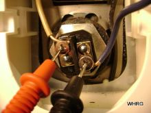 water heater thermostat test