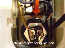 water heater element testing 02