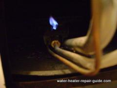 Water Heater Pilot Light Lighting Instructions