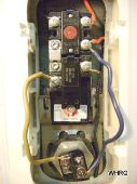 rewire new thermostat