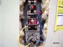 picture of thermostat and element